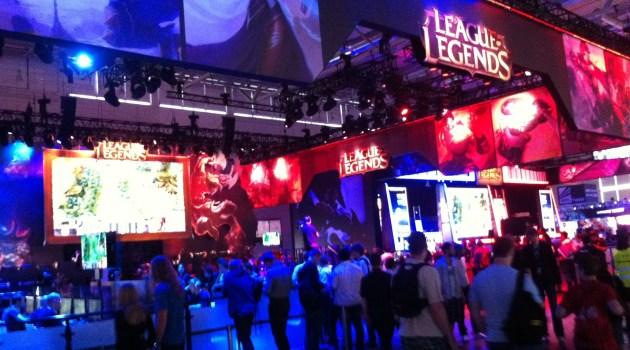 Gamescom 2013 - League Of Legends - Foto: Marcus Berg