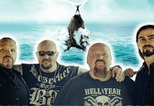 Beserker mit Sänger Schröder Deutschrock Band Berlin