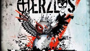 HERZLOS - Zweifler und Gewinner Album Cover 2016