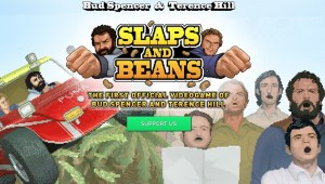 Slaps and Beans: Game mit Bud Spencer und Terence Hill - Bild: (c) Slaps and Beans