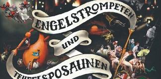 SpringtOifel Engelstrompeten und Teufelsposaunen Albumcover