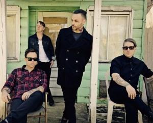 Blue October auf Tour: US-Rockband stellt neues Album im März 2017 live vor