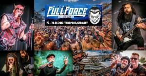 Konzertfotos With Full Force Festival 2017 Pressure Magazine Foto: Tilo Klein
