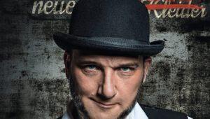 Album Cover: Wiens No. 1 - Des Kaisers Neue Lieder VÖ: 11.8.2017