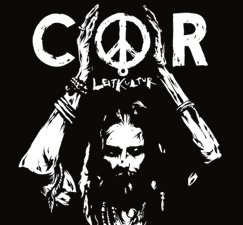 Albumcover COR - Leitkultur Friedemann 2017