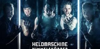 NDH Band Heldmaschine Himmelskörper Herbsttour 2017 Special Guest Maerzfeld