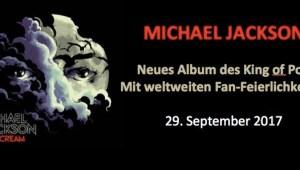 """MICHAEL JACKSON Album """"SCREAM"""" zu Ehren des King of Pop mit weltweiten Fan-Feierlichkeiten"""
