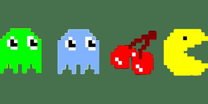 Pacman Kultklassiker der Retro Games SzeneGrafik