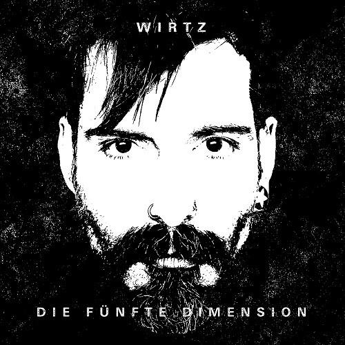 Album Cover Daniel WIRTZ - DIE FÜNFTE DIMENSION 2017