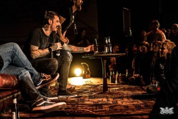 """Daniel WIRTZ Releaseparty Fotos """"Die fünfte Dimension"""" 17.11.17 Frankfurt ABS Bar"""
