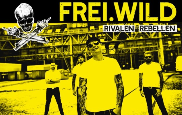 Frei.Wild Rivalen und Rebellen Hörprobe Songs Preview