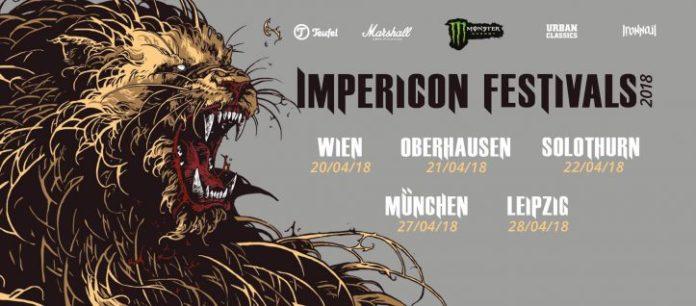 Impericon festivals 2018