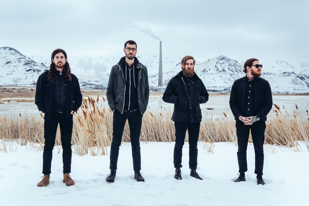 THE DEVIL WEARS PRADA TDWP Promo preview Rise Records
