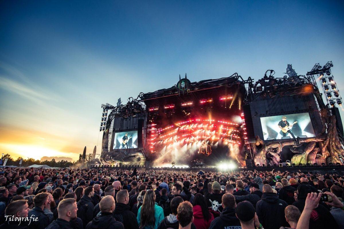 Matapaloz 2018 Fotos Und Bericht 80000 Rockfans Bringen Leipzig