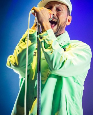 BEATSTEAKS auf dem Open Flair 2018