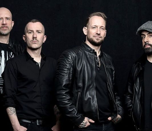 VOLBEAT Tour 2019 Bild: Ross Halfin
