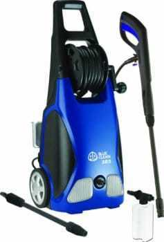 AR Blue Clean Electric Pressure Washer Review