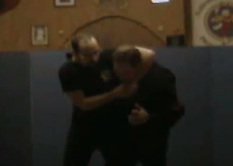 Pressure Point for Street Headlock