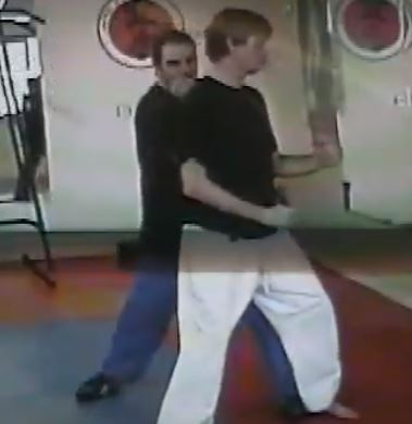 Naihanchi kata for street fighting
