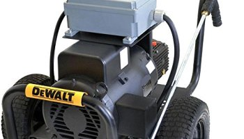 DEWALT 3000 psi 2 5 GPM Honda GX160 Engine Pro Triplex Pump Gas