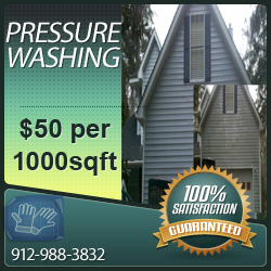 Pressure Washing Pooler Georgia