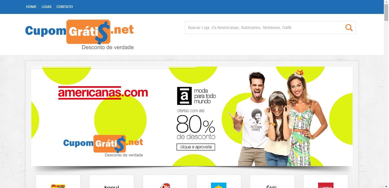 Como economizar até 80% em compras na web com cupons de desconto ... 870ea92395d