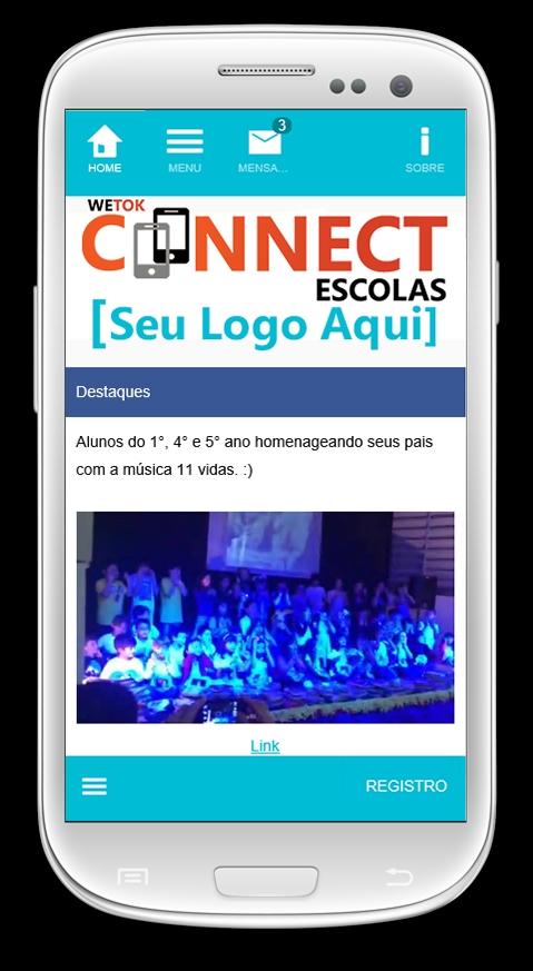 Connect Escolas