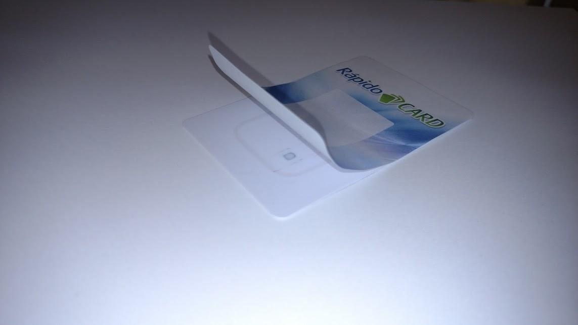 Rapido Card