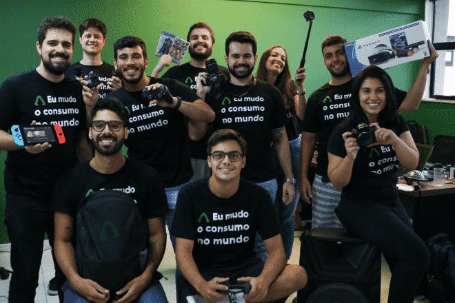 , Startup de aluguel de eletrônicos oferece retorno de 1,1% ao mês, Assessoria de Imprensa - Press Works