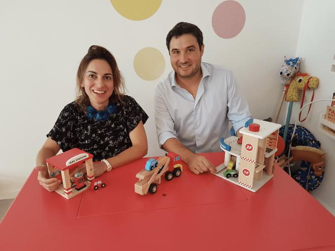 Brinquedos fortalecem elo entre pais e filhos e estimulam o desenvolvimento na primeira infância