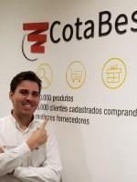 Vanderlei Junior, fundador da CotaBest / Créditos: Divulgação CotaBest