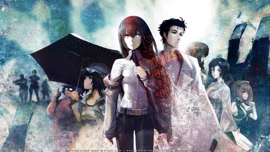Steins Gate cast