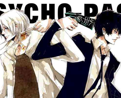 Psycho-Pass review