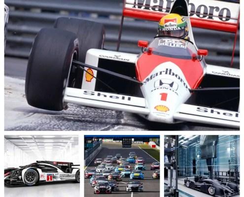 Motorsport lessons