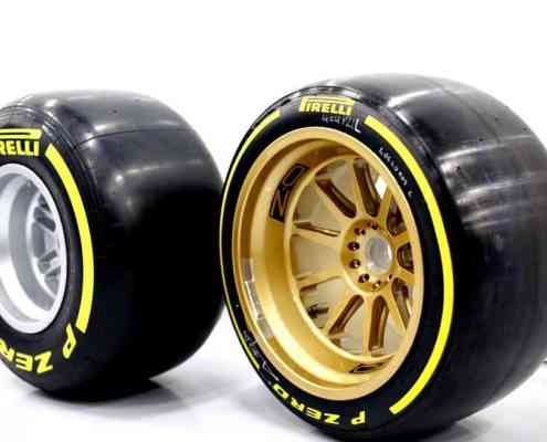 Tyre explanation Motorsport