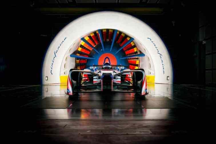Pininfarina Wind Tunnel