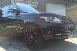 Range Rover Upgrades