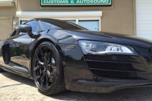 Audi R8 Upgrades