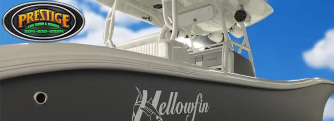 Yellowfin Audio