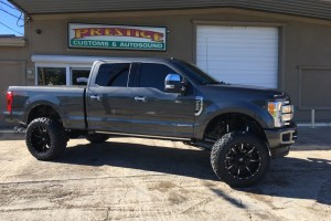 Ford 250 Audio