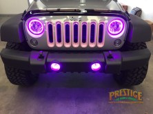 Jeep Wrangler Lights