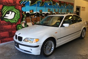 New Orleans Client Gets BMW Audio Upgrade for 3-Series Sedan