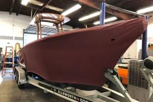 Custom Boat Stereo