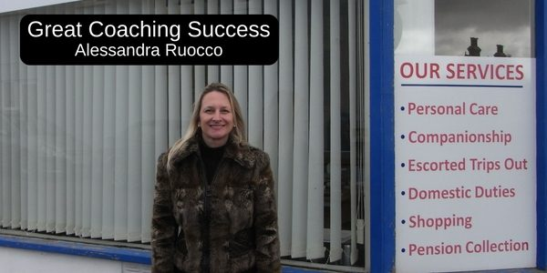 My Great Coaching Success For Prestige Business Coaching - Alessandra Ruocco Of Devoncair Ltd