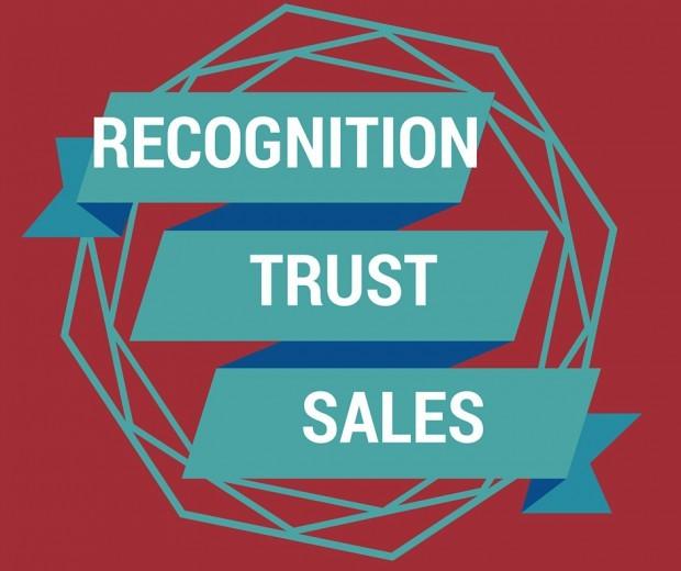 RECOGNITION, TRUST, SALES