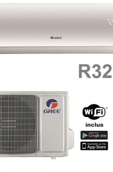 Aer conditionat Gree Fairy inverter GWH24ACE-K6DNA1A 24000 BTU