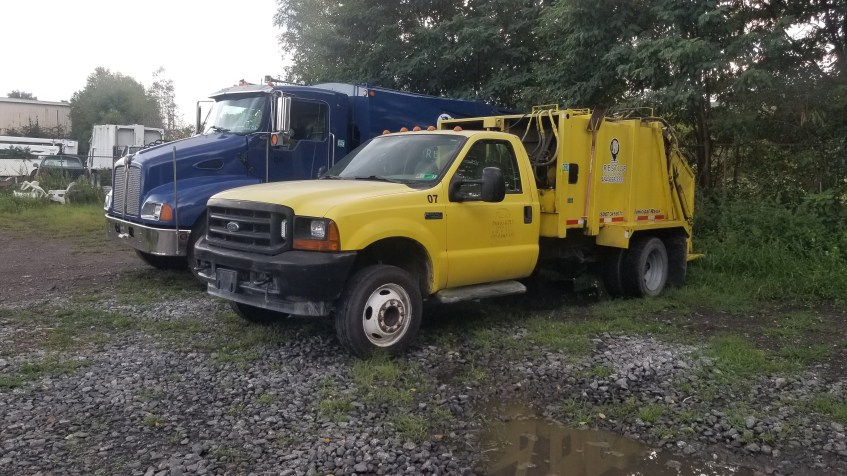 Refuse Removal Service in Wyoming County