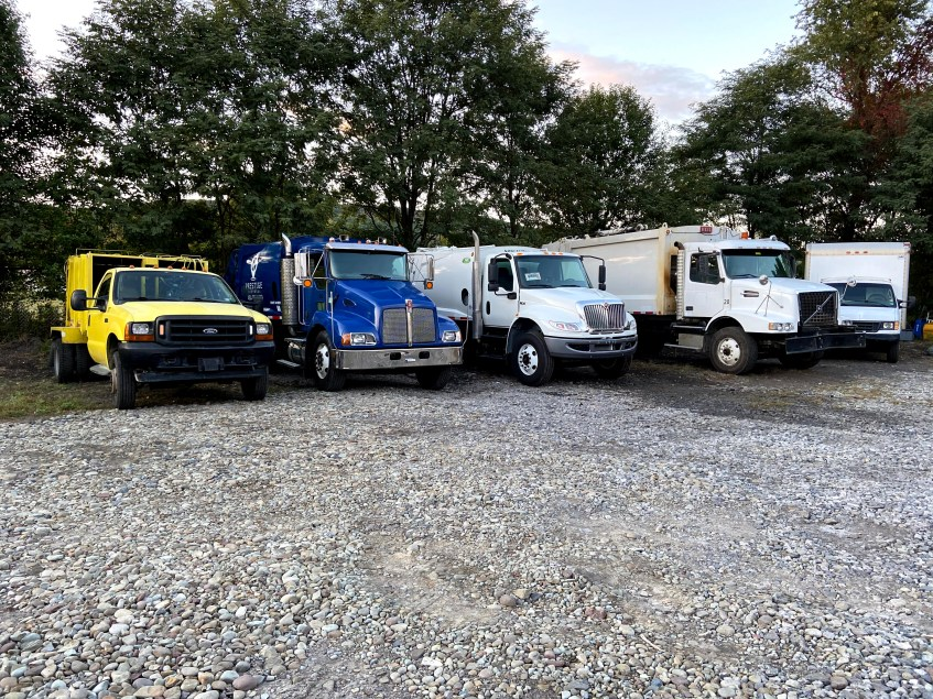 Waste Hauling & Removal Service Nicholson, PA