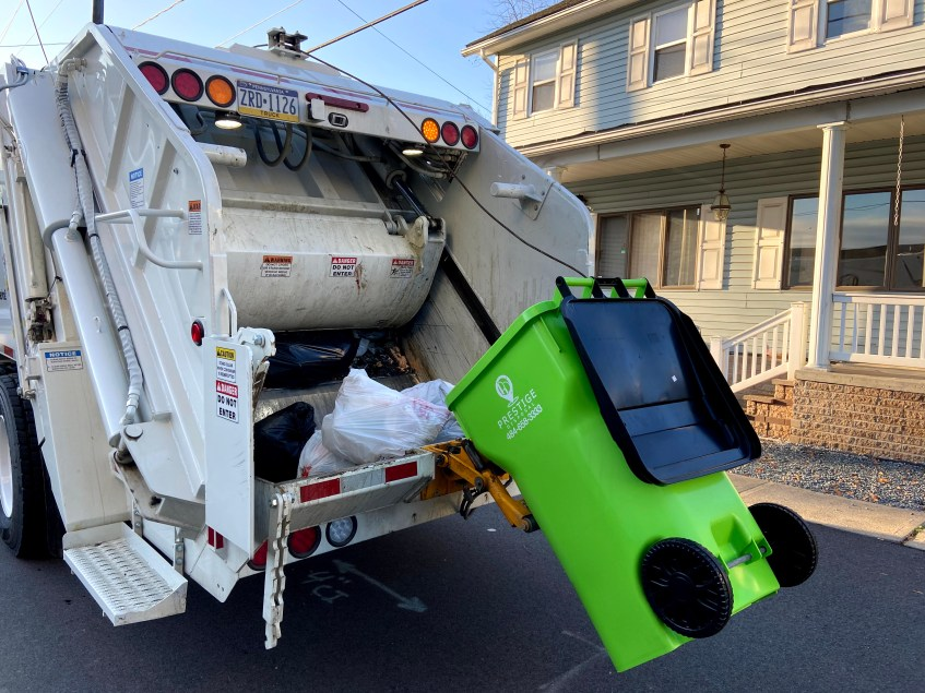 Affordable Trash Collection Service In West Pittston, Pennsylvania