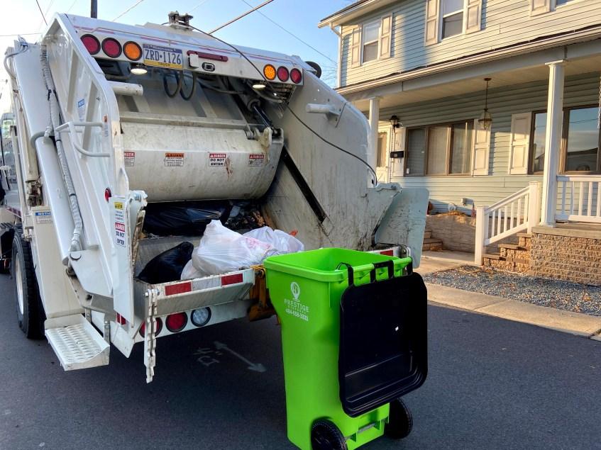 Weekly trash collection jackson township pa